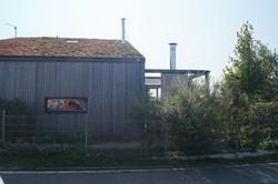 Dům se zelenou střechou Chrudim