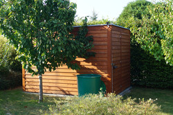 Finská sauna Nymburk
