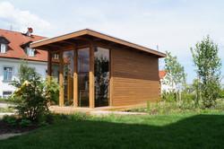 Dřevěná venkovní sauna Zlatý Hamr Jánské Lázně
