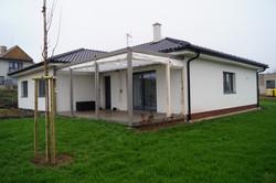 Zastínění terasy Mladá Boleslav