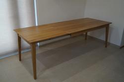 Dubový stůl rozkládací 6