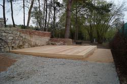Dřevěná terasa Mladá Boleslav