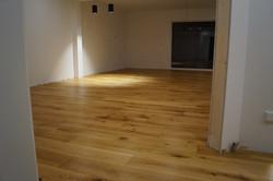 Dubová olejovaná kartáčovaná podlaha