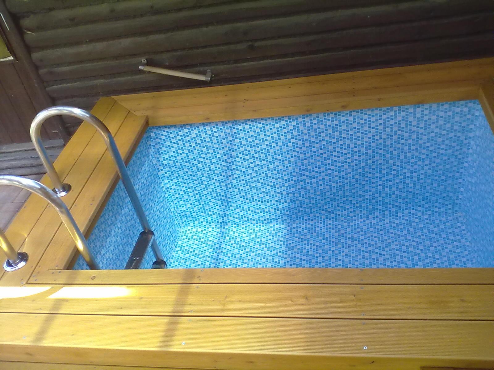 Nymburk bazének u sauny