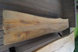 Dubová lavice