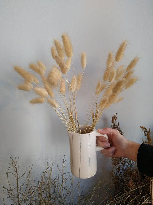 Jarrita de cerámica