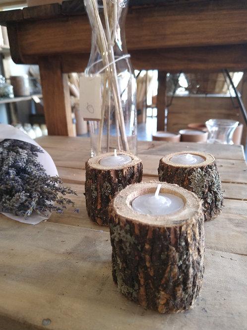 Vela tronco soja