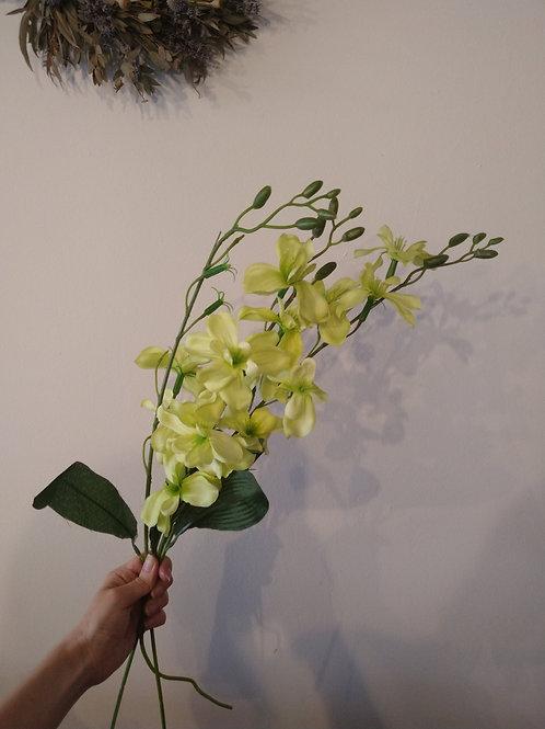 Ramo Orquídeas artificiales