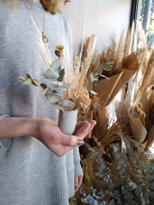 Mini Arreglo floral
