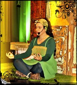 lidia medita cuentonga