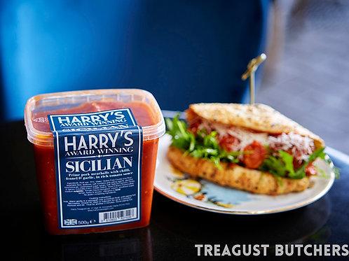 HARRY'S SICILIAN MEATBALLS