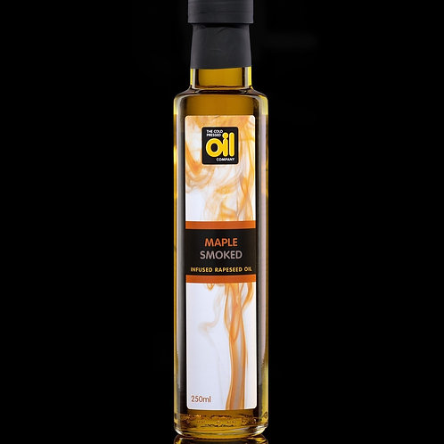 MAPLE INFUSED OIL 250g