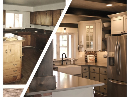 Is your kitchen needing some updating? Are you unsure of where to even begin?