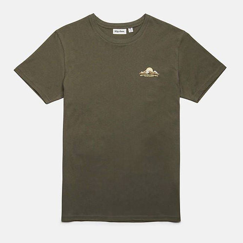 Highlands T-shirt Olive