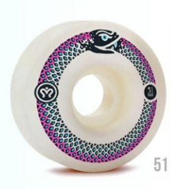 Imagine Skateboard Snake Wheels 51