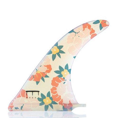 "Macho Fins Bow Bali Blossom 9.75"""