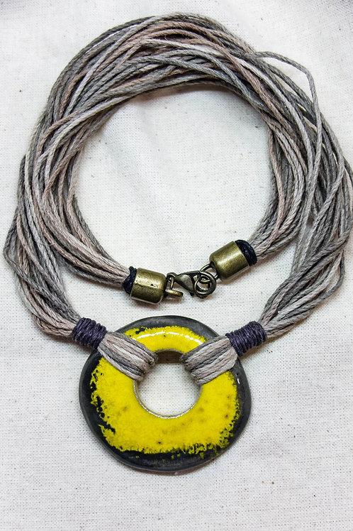 Espaço 23 Necklace