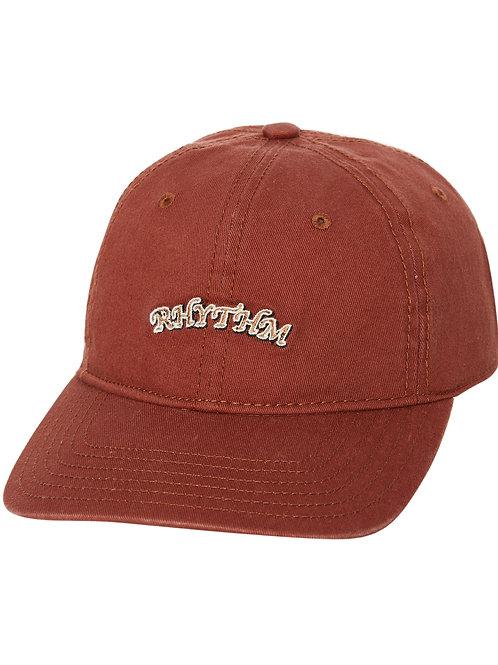 Vintage Logo Rust Cap