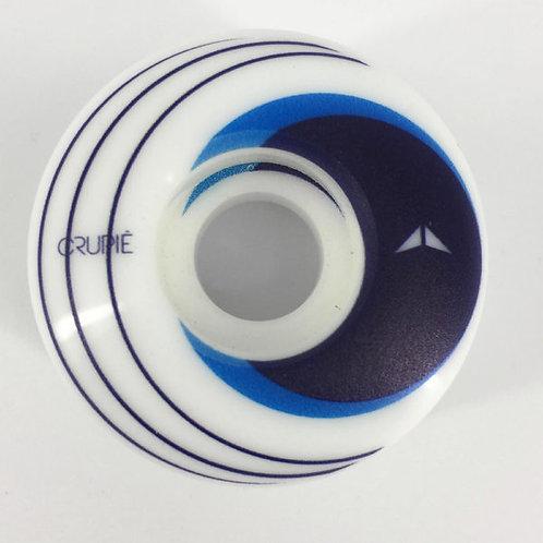 Crupie Wheels Moon wide shape