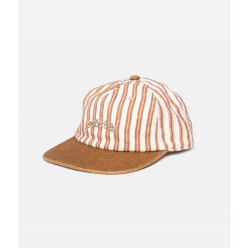 Vintage Stripe Cap