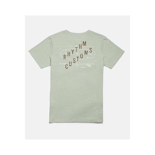 Shaper T-shirt Desert Sage