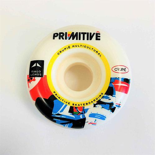 Primitive Skateboard Crupie Wheels 51