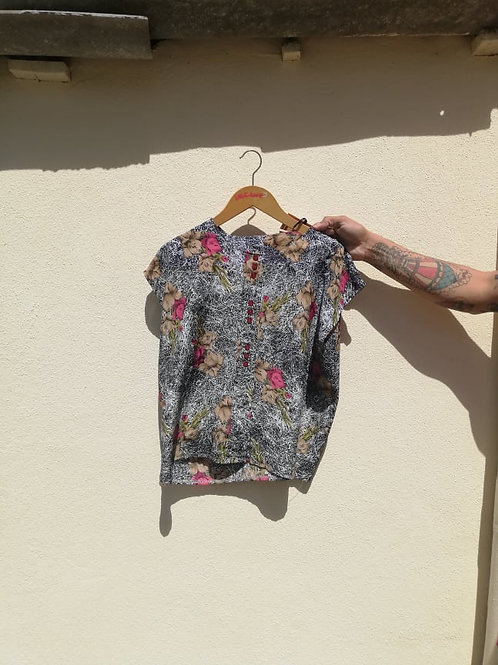 Vintage Women Shirt