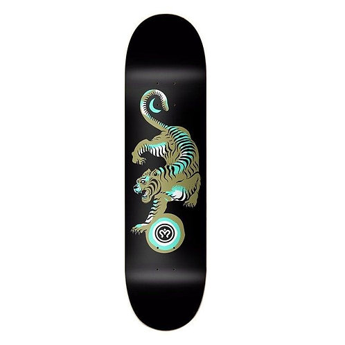 Imagine Skateboard Tiger Ball Deck