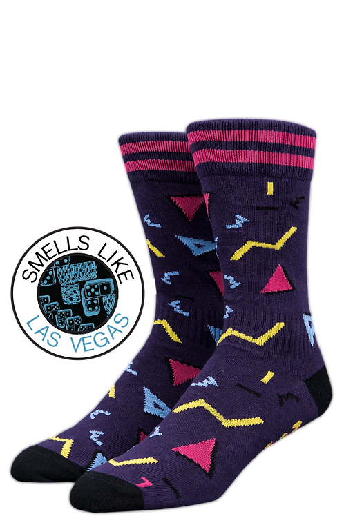 Stinky Socks Purple Scented