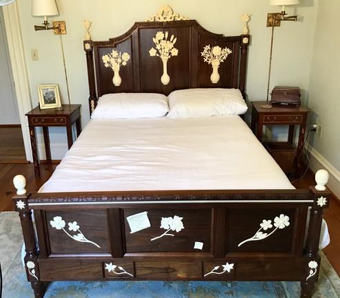 Queen's Flower Bed