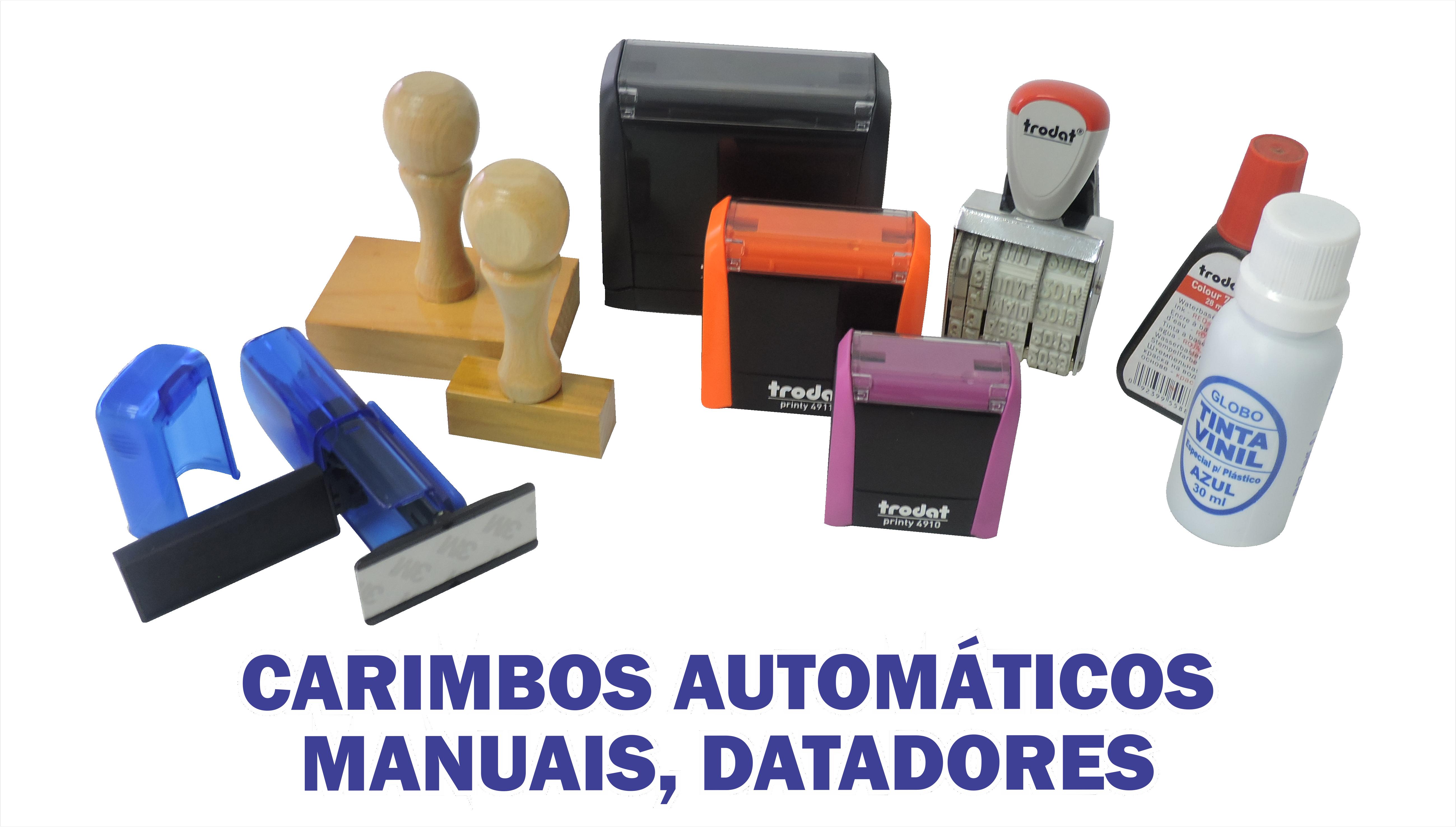 CARIMBOS-AUTOMATICOS-MANUAIS-DATADORES
