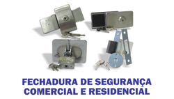 FECHADURA DE SEGURANCA COMERCIAL E RESIDENCIAL