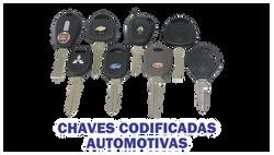 CHAVES CODIFICADAS AUTOMOTIVAS