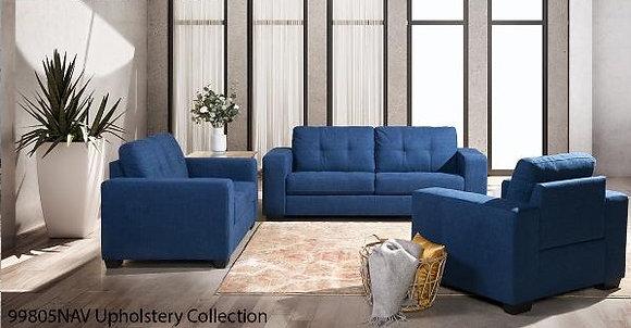 Monetry Blue Sofa