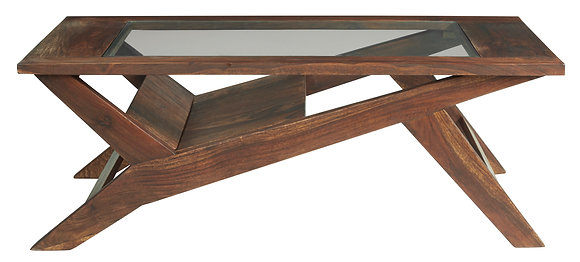 Charzine Coffee Table