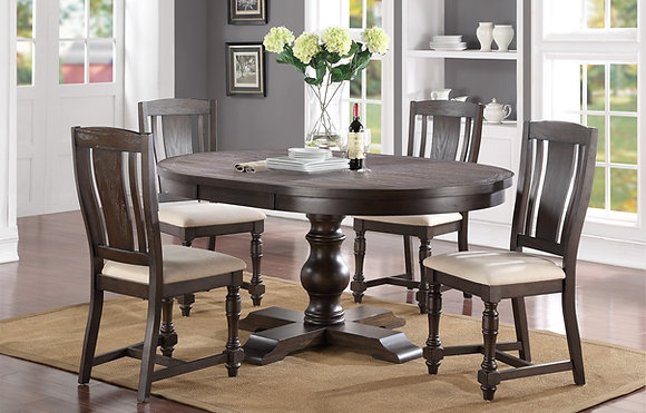 "Sonoma 66"" Oval Table"