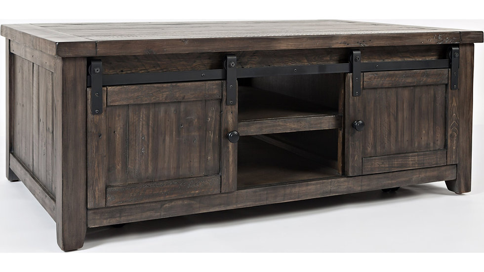 MADISON COUNTY COFFEE TABLE