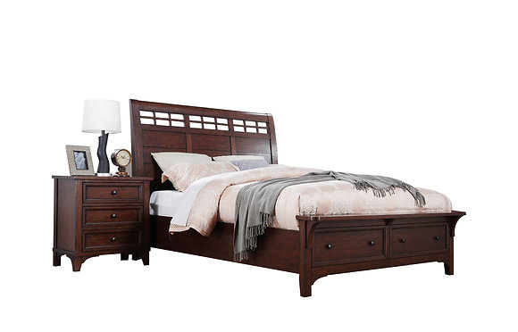 RETREAT KING BED