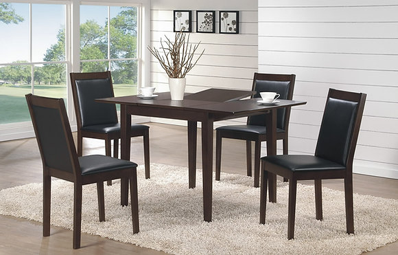 Walsh 32 X 47 Rect Table set (5 Pc)