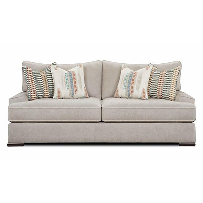 Yogi Silver Sofa