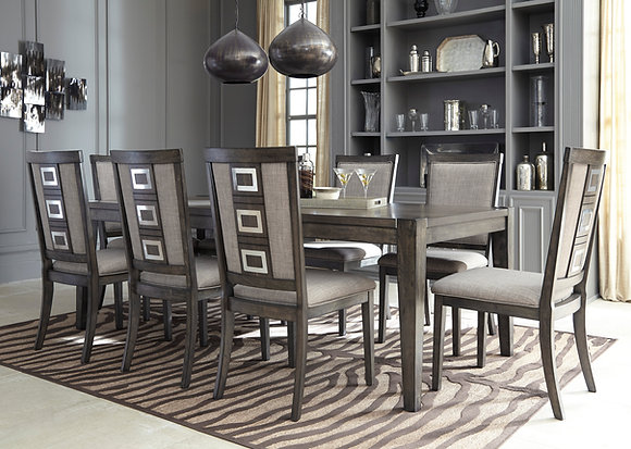 CHANDONI DININIG TABLE SET (7 PC)