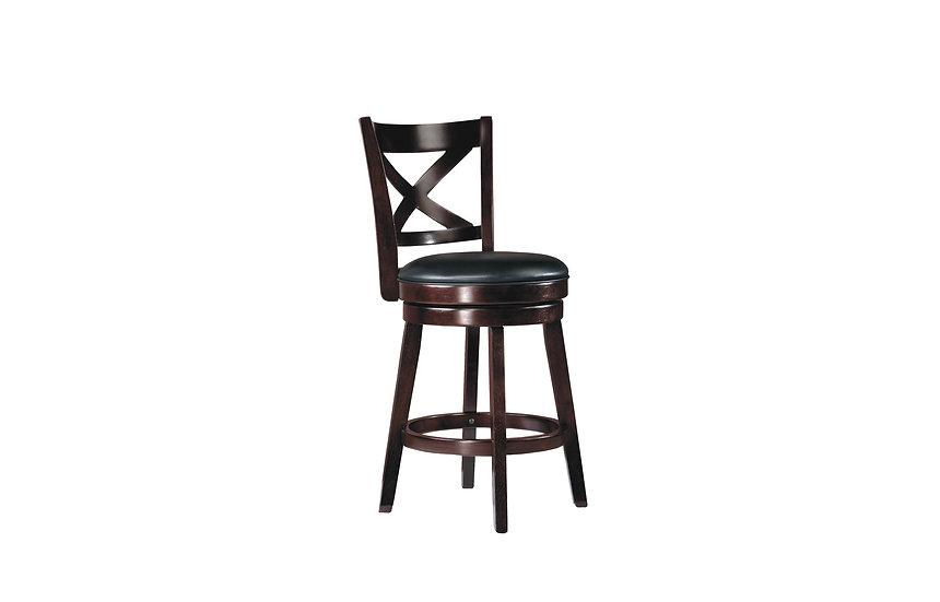 Porter Bar Stool (X-Back)