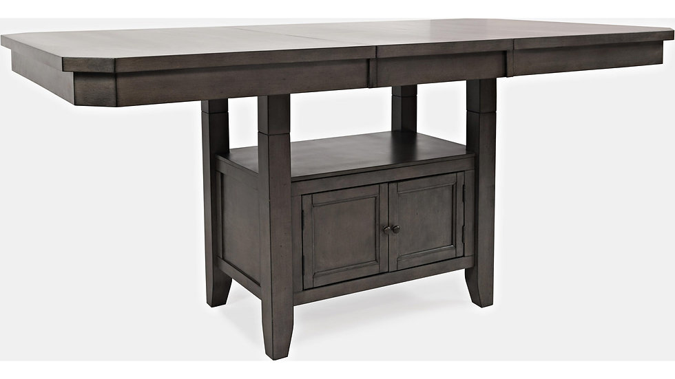 MANCHASTER HIGH/LOW RECTANGLE DINING TABLE
