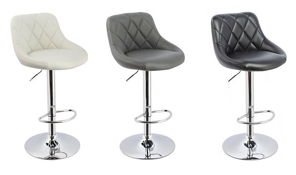 Power-Lift Bar Stools