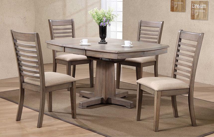 "Ventura 57"" Pedestal Table"