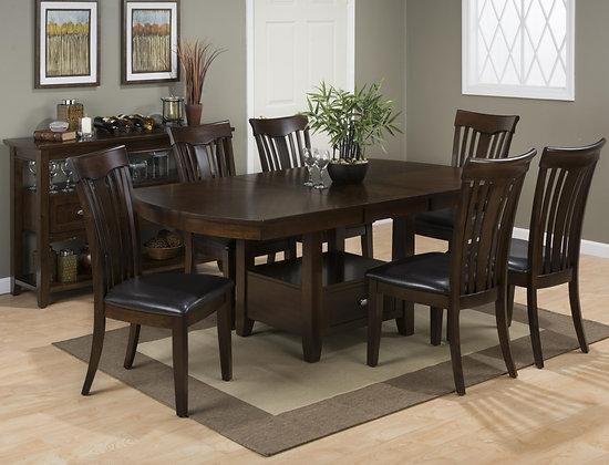 Mirandala Dining Table Set (5 Pc )
