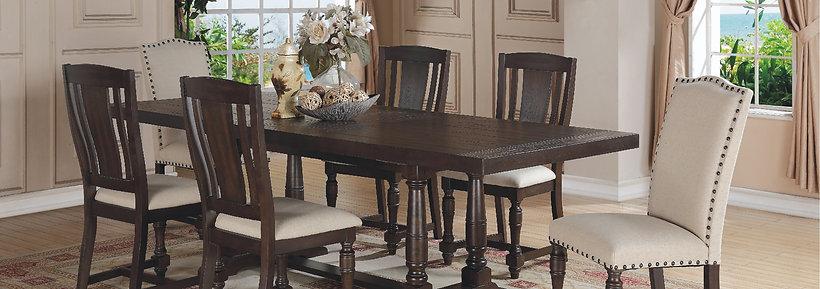 "Sonoma 96"" Trestle Table w/ 20"" Leaf"
