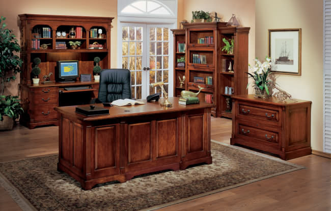 Country Cherry Office Series