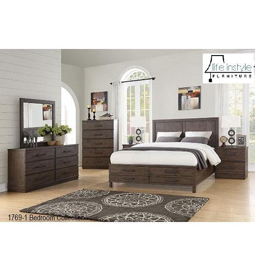Contemporary Bedroom Suite
