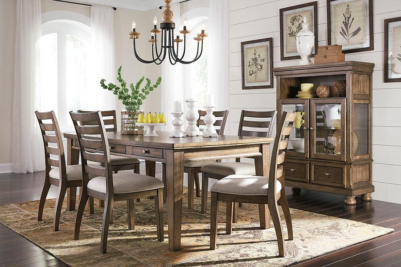 Flynnter Dining Table Set